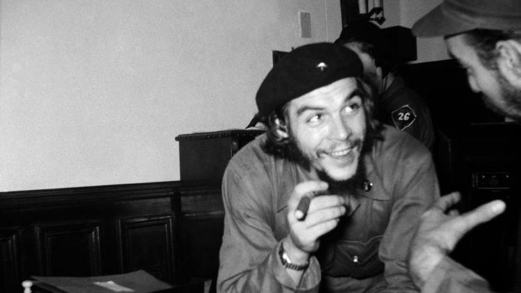 Che Guevara, Havana HD Wallpaper Desktop Background