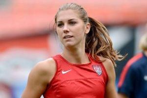 Alex Morgan, Soccer girls, Athletes, USA