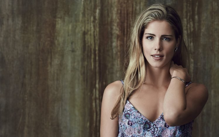 Emily Bett Rickards, Actress, Women, Arrow (TV series) HD Wallpaper Desktop Background