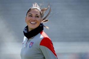 Hope Solo, Soccer girls, Athletes, Women, USA