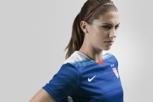 Alex Morgan, Soccer girls, Athletes, USA, Nike, Women