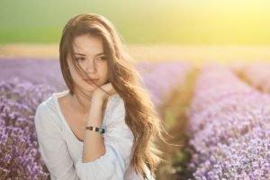 Radina, Brunette, Women, Model, Bracelets