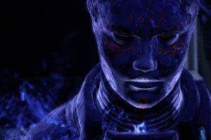 Mass Effect, Asari, Biotic