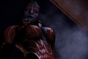 Mass Effect, Samara, Asari