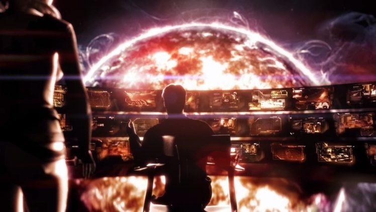 Mass Effect, MIranda, Illusive Man HD Wallpapers / Desktop