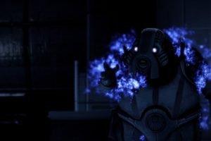 Mass Effect, Volus, Biotic