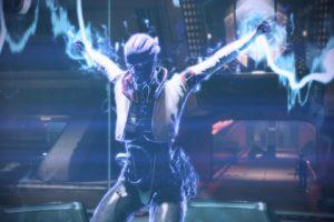 Mass Effect, Asari, Aria TLoak, Concept art, Biotic