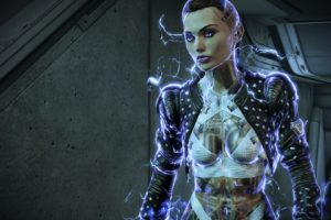 Mass Effect, Jack, Biotic