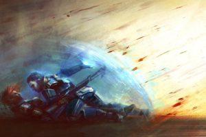 Mass Effect, Concept art