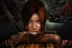 Tomb Raider, Video games, Lara Croft