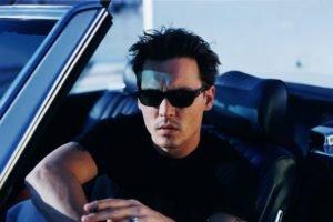 tattoo, Smoke, Johnny Depp, Actor
