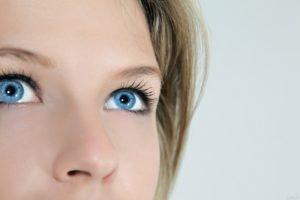 Catherine A., Women, Blonde, Blue eyes