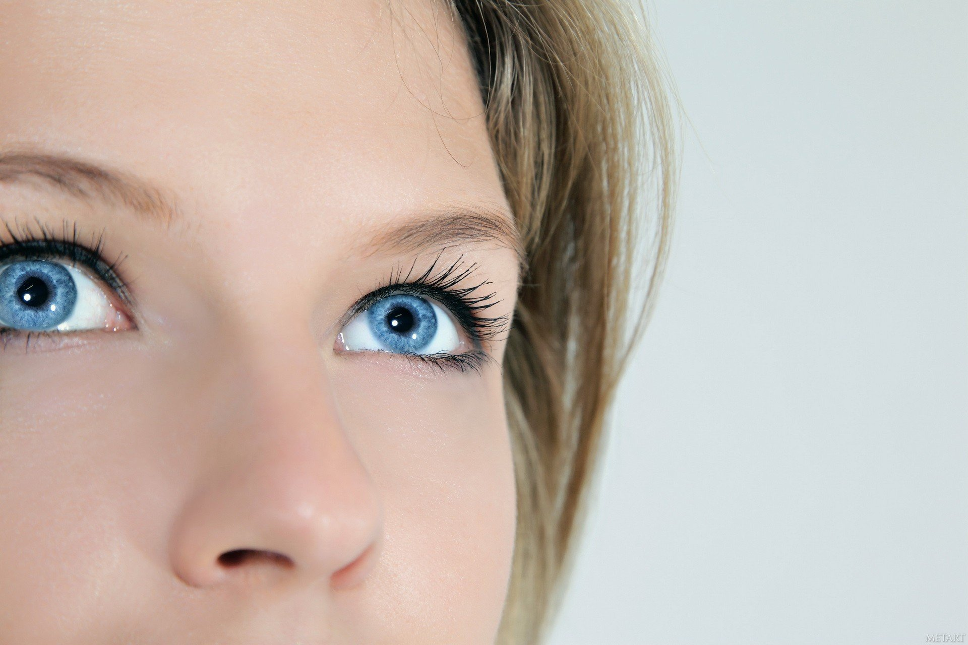 Catherine A., Women, Blonde, Blue eyes Wallpaper