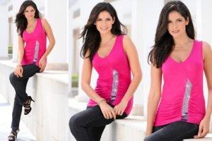 Carla Ossa, Model, Women