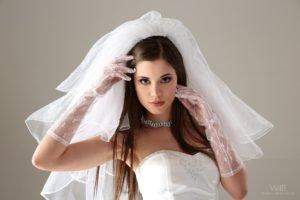 brides, Brunette, Pornstar