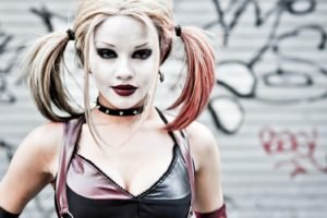Harley Quinn, Batman, Joker, DC Comics, Cosplay