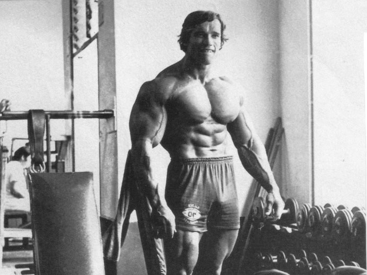 Arnold Schwarzenegger Bodybuilding Bodybuilder Working Out Exercise Muscles Hd Wallpapers Desktop And Mobile Images Photos