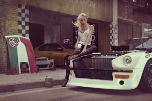 car, Women