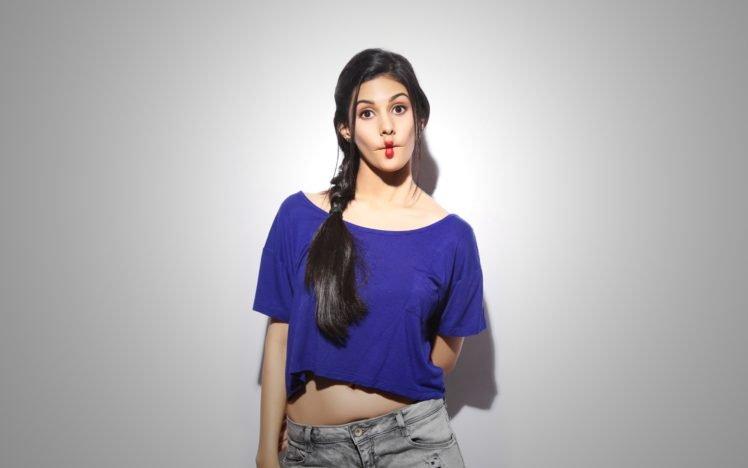 Amyra Dastur, Actress HD Wallpaper Desktop Background