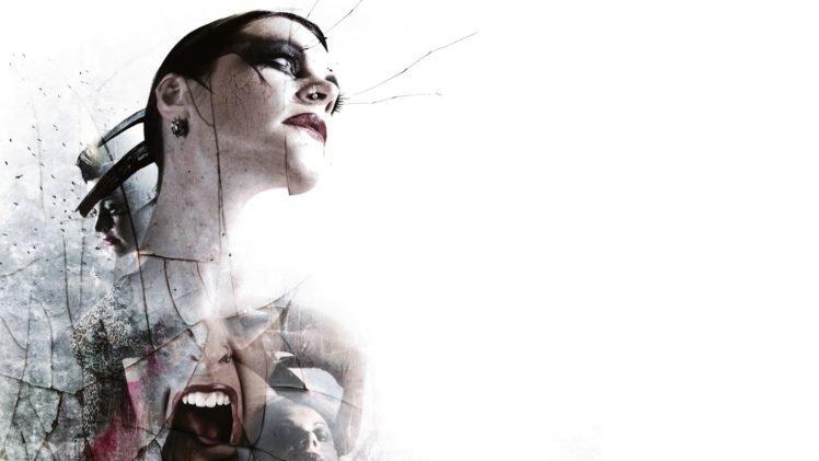 Floor Jansen, Nightwish, Women, Brunette, Singer HD Wallpaper Desktop Background