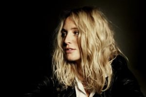 Lissie, Singer, Women, Blonde, Green eyes