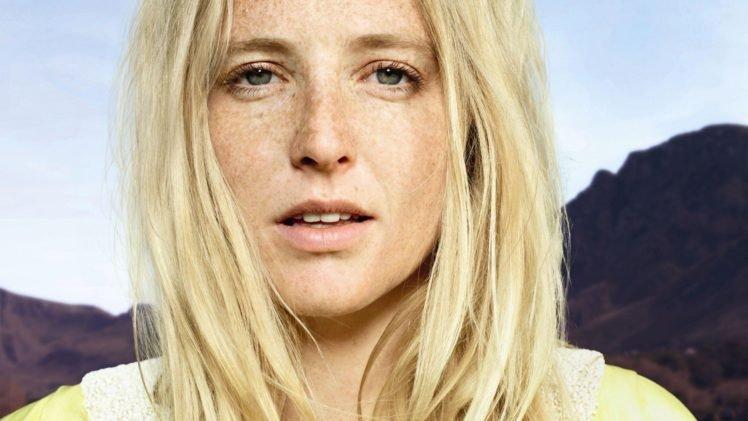 Lissie, Singer, Women, Blonde, Green eyes, Face HD Wallpaper Desktop Background