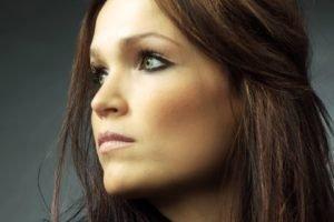Tarja Turunen, Singer, Women, Brunette, Nightwish, Green eyes