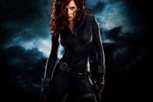 women, Scarlett Johansson
