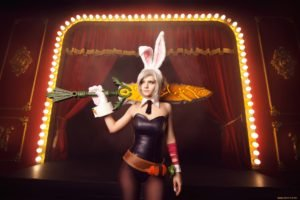 women, Cosplay, Riven, League of Legends, Iscariot Elian