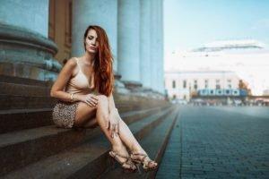 model, Women, Redhead