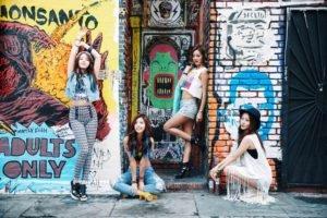 women, South Korea, Group of women, Girls Day