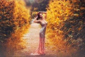 Karen Abramyan, Women, Model, Redhead