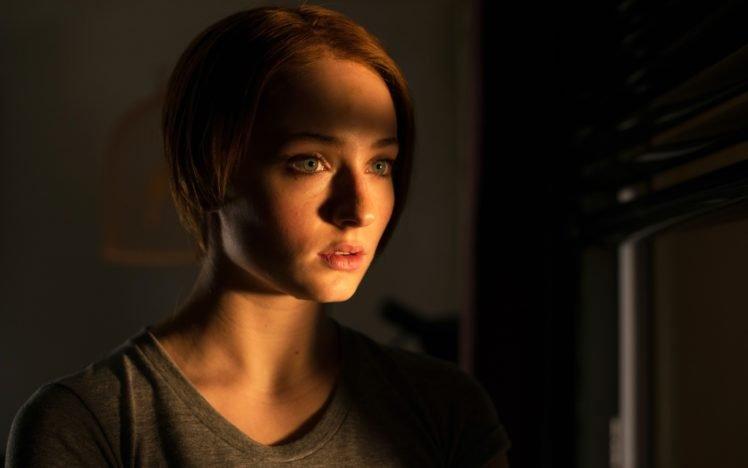 Sophie Turner, Actress, Women, Redhead HD Wallpaper Desktop Background
