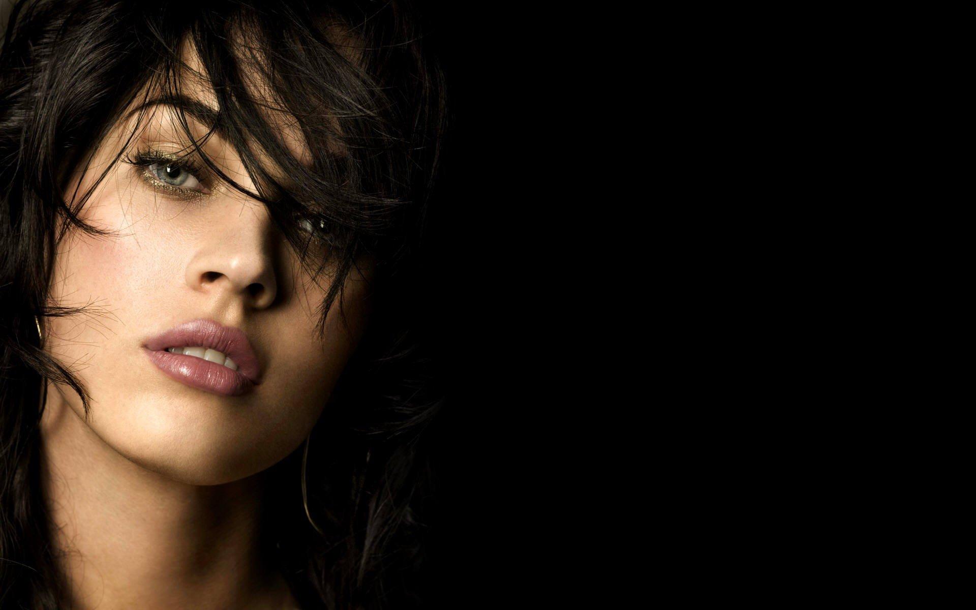 women, Model, Megan Fox, Actress, Face Wallpaper