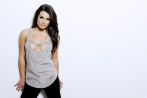 women, Model, Lea Michele