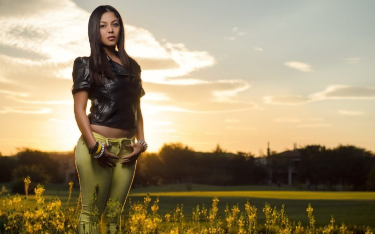 women, Model, Nature, Sun HD Wallpaper Desktop Background