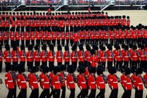 London, Parade