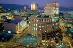 Vancouver, Library, City, Architecture