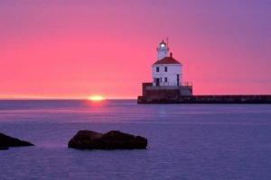 coast, Lighthouse