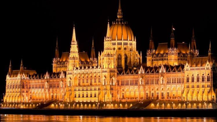 city, Budapest, Architecture HD Wallpaper Desktop Background