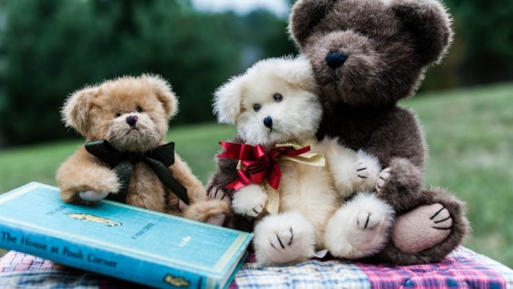 Teddy Bears Hd Wallpapers Desktop And Mobile Images Photos