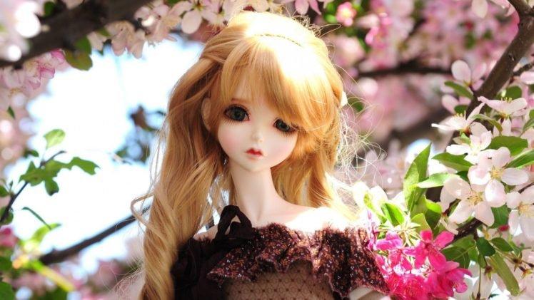 Doll HD Wallpaper Desktop Background