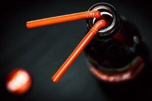 Coca Cola, Bottles, Macro, Drink