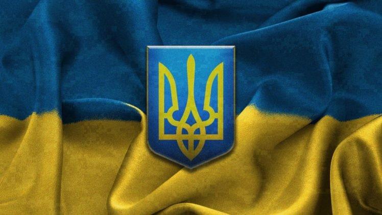 Ukraine, Flag HD Wallpaper Desktop Background