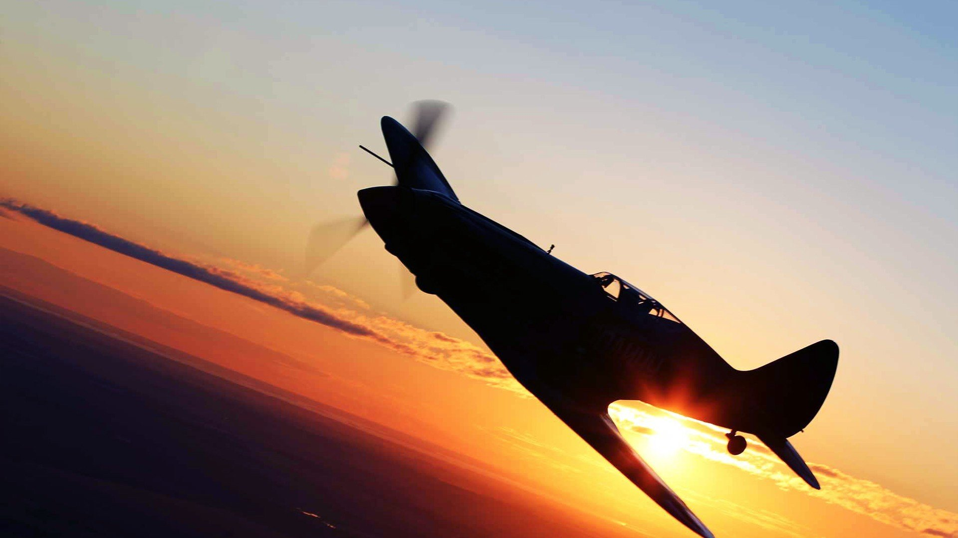 Airplane sunlight silhouette mikoyan mig 3 hd - Aeroplane hd wallpapers for mobile ...