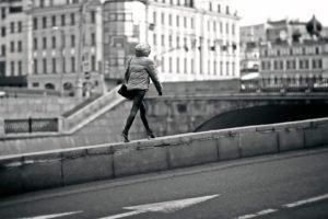 city, Sidewalks, Pedestrian