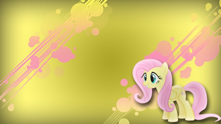 my little pony fluttershy hd wallpapers desktop and