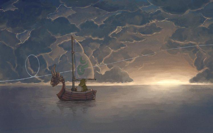 The Legend Of Zelda The Legend Of Zelda Wind Waker Hd