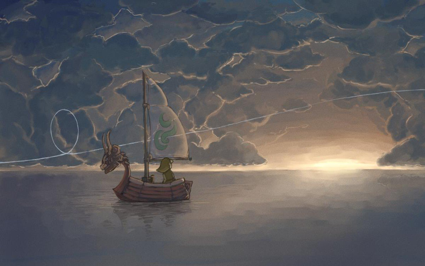 The Legend Of Zelda The Legend Of Zelda Wind Waker Hd Wallpapers