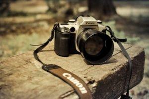 camera, Canon